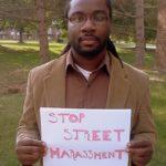 Aspiring Humanitarian Joins Efforts to End Street Harassment