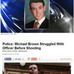 """From Huffpost: """"When The Media Treats White Suspects and Killers Better than Black Victims"""""""
