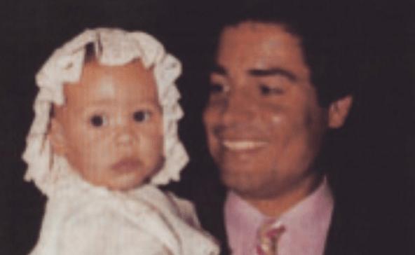 La hija venezolana de Chayanne está causando impacto mundial (Fotos)