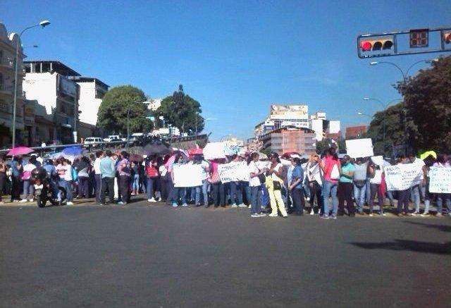 docentes-petare-protesta