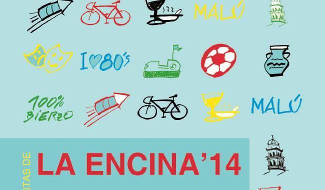 cartel encina 2014 nuevo