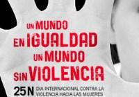 Llaman a movilizarse contra feminicidio y acoso laboral.