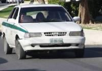 Vence prórroga para 430 taxis en mal estado.