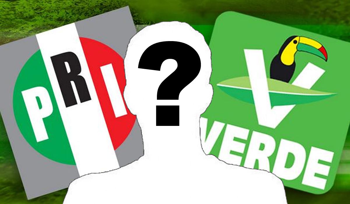#Encuesta: Alianza PRI-PVEM aventaja intención de voto en Benito Juárez; ¿Candidato Verde o Rojo?