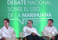 Participan 43 ponentes en primer foro sobre mariguana en #Cancún.