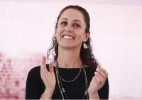 Morena elige a Sheinbaum como candidata en CdMx