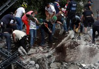 Protección Civil confirma 217 muertos hasta el momento tras sismo