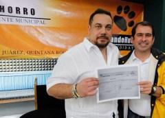"""PRD respalda al ciudadano """"Cachorro"""" Monsivais como pre-candidato para BJ"""
