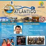 Se acerca la segunda edición del Festival del Atlántico en Arecibo