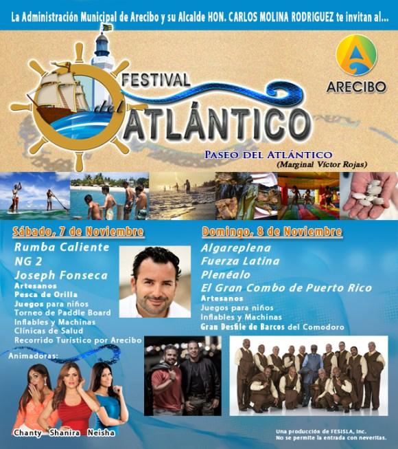 Poster - Festival del Atlantico