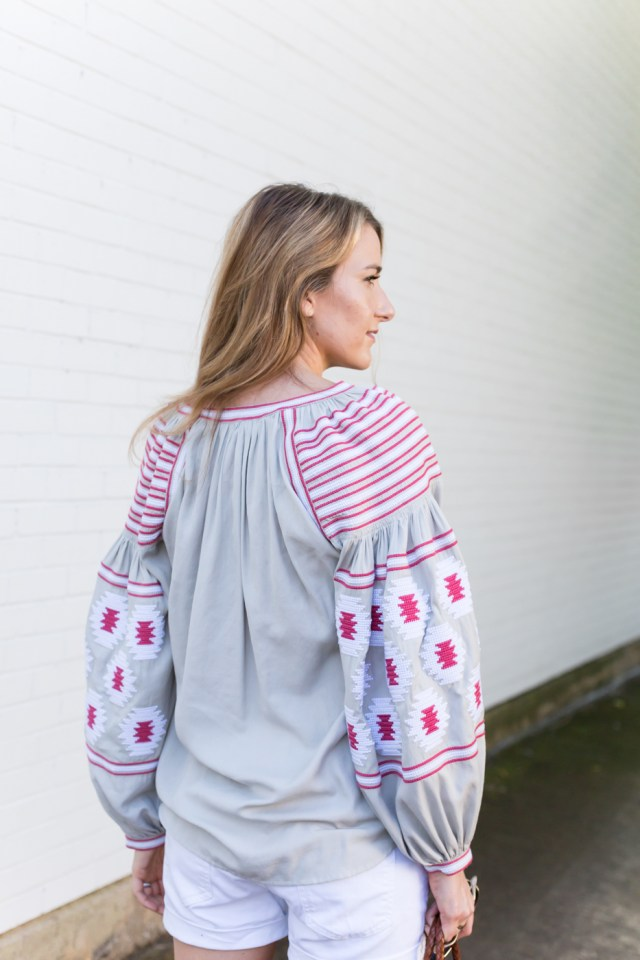 NOT MY CIRCUS BLOG || Bohemian Embroidery Top-15