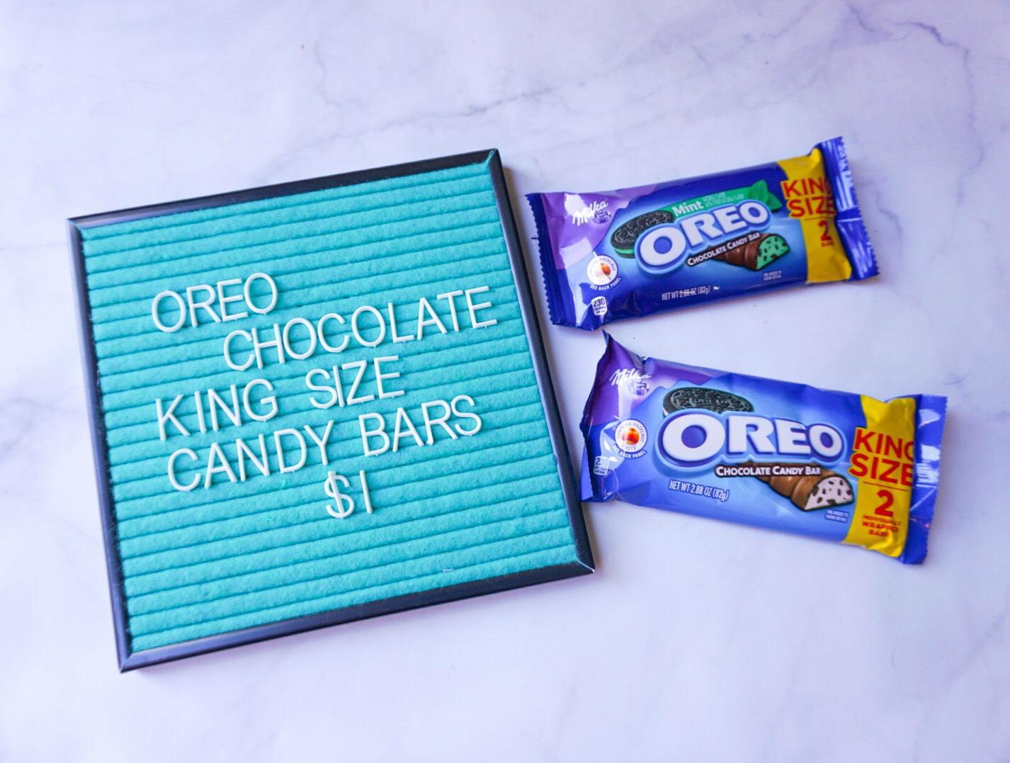 Fullsize Of Oreo Chocolate Candy Bar