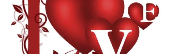 Valentine's Day Photoshop Tutorials