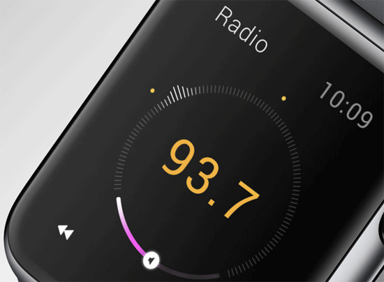 ui-for-iwatch