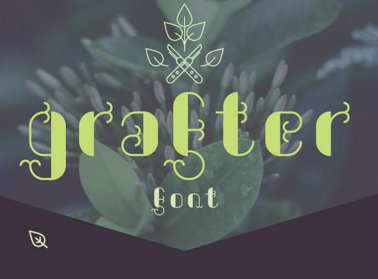 Grafter Font Download