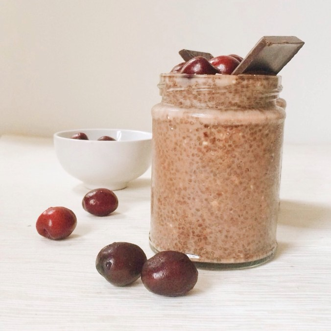 Double Chocolate Chia Pudding Recipe
