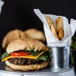 Black Bean Burgers/Patties