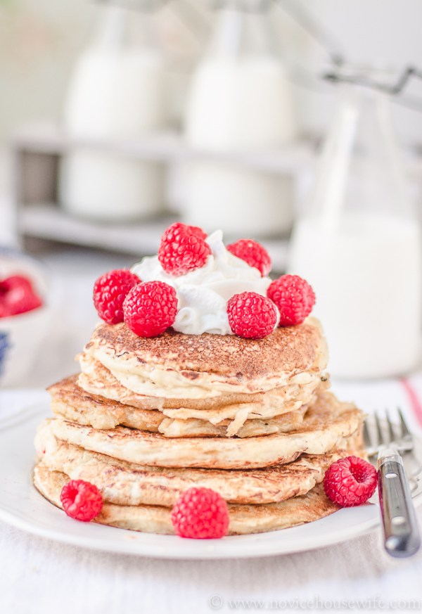 fluffy pancakes-5