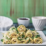 GMT: Khandvi and a Video Tutorial