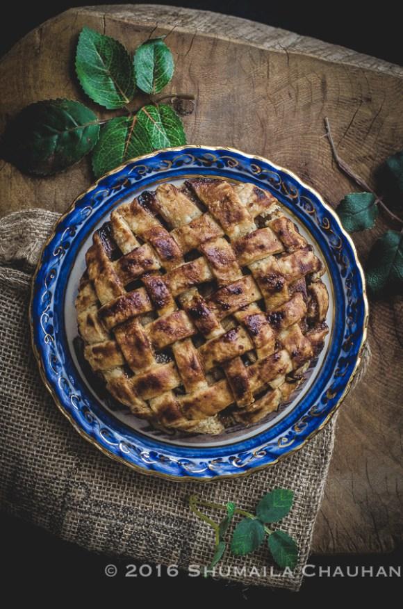 My Favorite Apple Pie Recipe