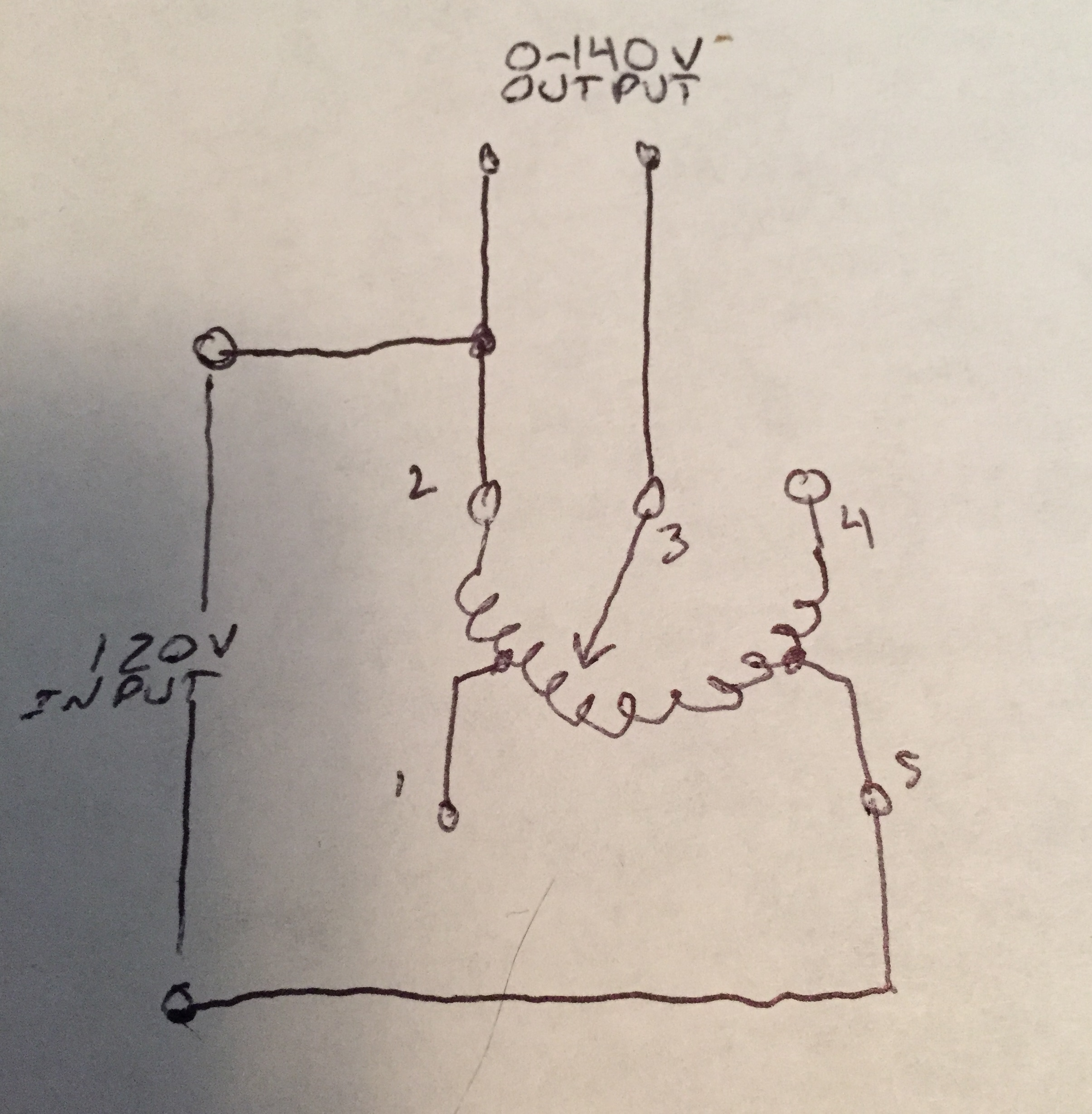 the u201cwrong way u201d to connect a variac and why you might want to rh novioljourneys com 208 3 Phase Wiring Diagram 240V Single Phase Motor Wiring Diagram