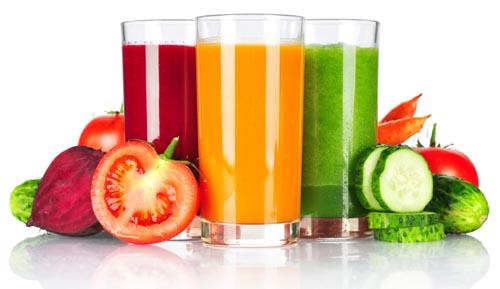 jus fruits et legumes