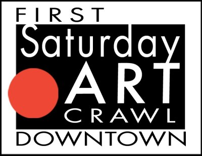 Things to do in Nashville | First Saturday Art Crawl