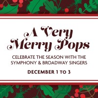 Things to do in Nashville   A Very Merry Pops at Schermerhorn
