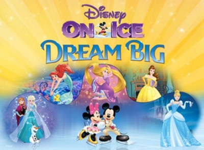 Disney Presents Dream Big