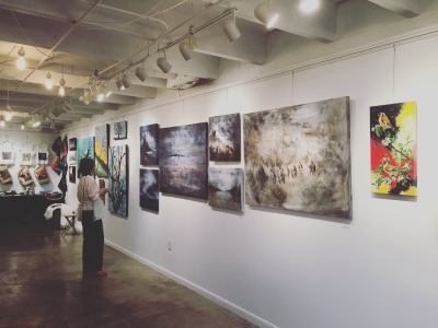 Things To Do In Nashville | Main Street Gallery