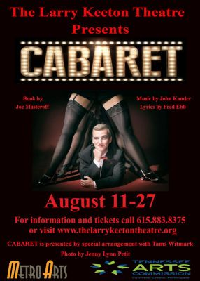 Things to Do | Cabaret