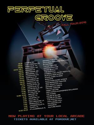 Things to do in Nashville   Perpetual Groove at Marathon Music Works