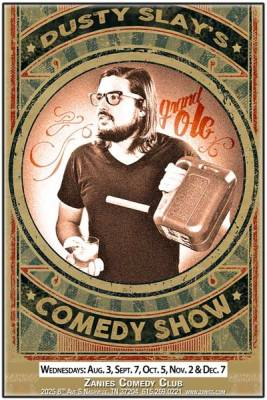 Things to do in Nashville | Dusty Slay at Zanies