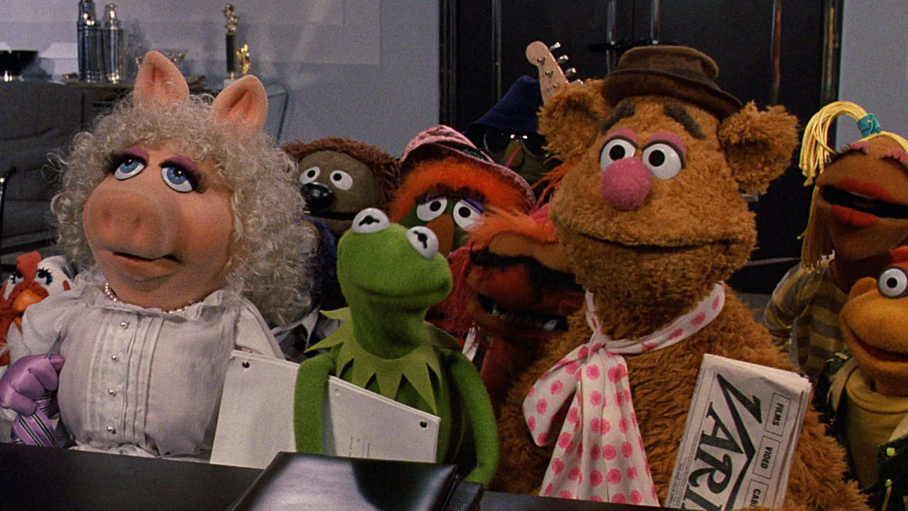 The Top 25 Muppet Characters Ranked  CINEMABLEND