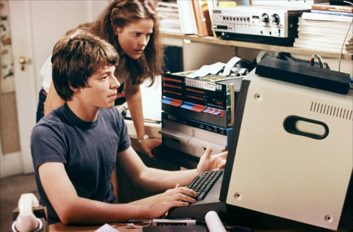 WarGames (1983) - Reviews | Now Very Bad...
