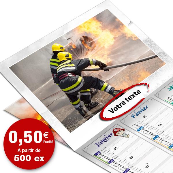 npc-calendrier.fr, calendrier des sapeurs-pompiers personnalisés et personnalisables, eco-8+4-std, 2018