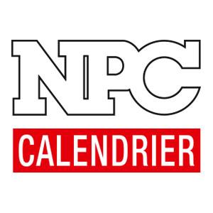 NPC Calendrier logo calendrier en ligne personnalisé 20-06