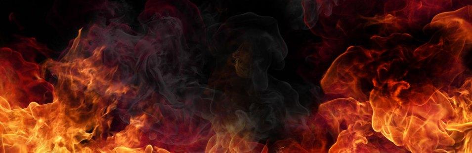 footer pompier feu, NPC-Calendrier.fr