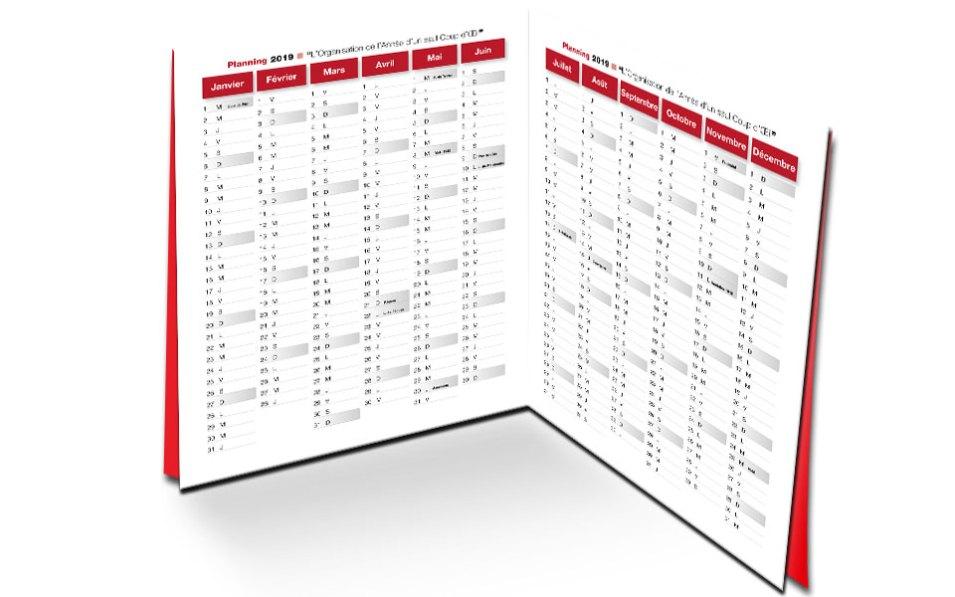 npc-calendrier.fr, calendrier des sapeurs-pompiers personnalisés et personnalisables, grand agenda, 2018, 3