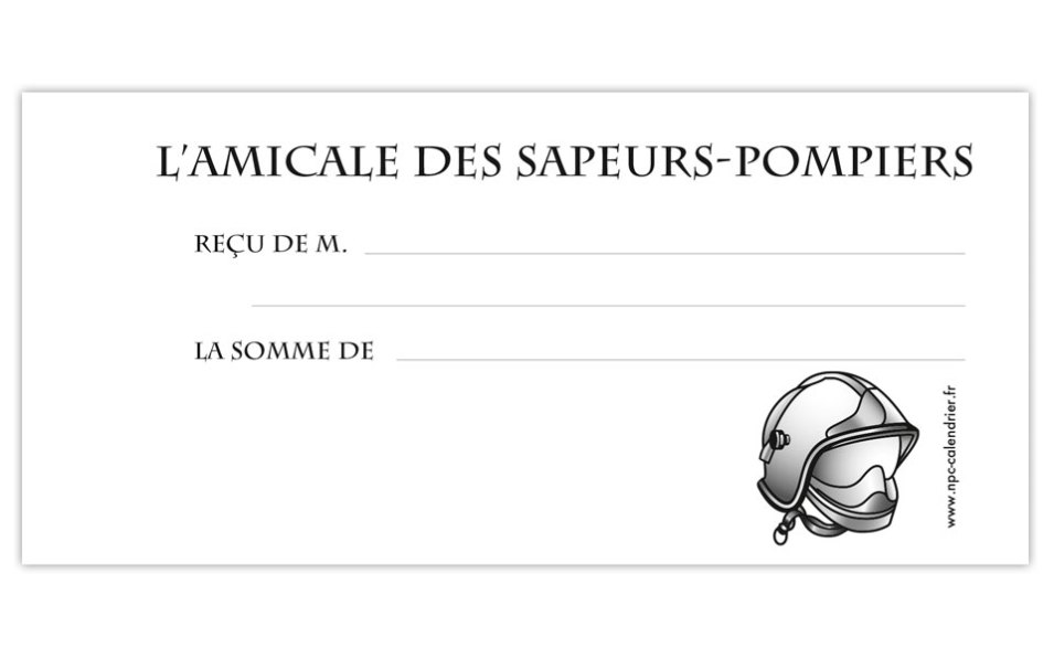 npc-calendrier.fr, calendrier des sapeurs-pompiers personnalisés et personnalisables, carnet-autocopiant, 2018