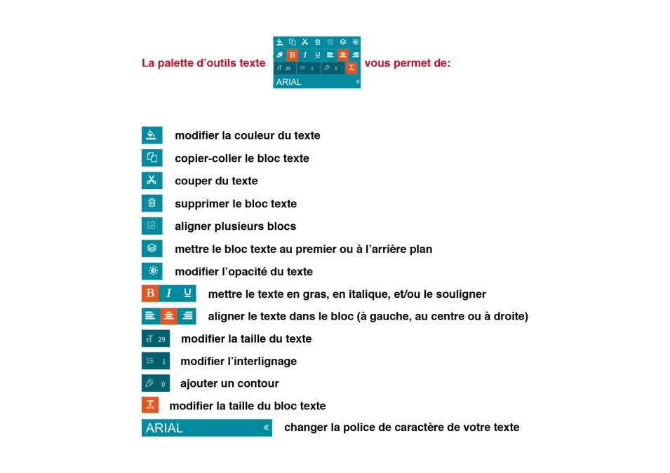 tutoriel de personnalisation en ligne de calendrier de sapeur-pompier, npc-calendrier.fr