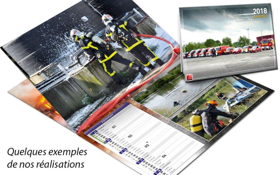calendrier-photo-2018-1, npc-calendrier.fr, calendrier des sapeurs-pompiers, personnalisés, personnalisables, 2018