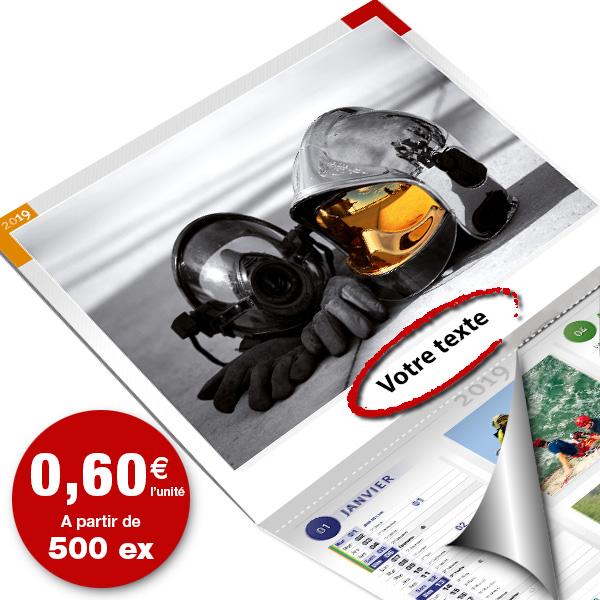npc-calendrier-Eco6F-2019-O0, npc-calendrier.fr, calendrier des sapeurs-pompiers, personnalisés, personnalisables, 2018