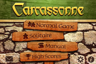 Carcassonne iPhone