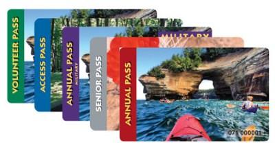 Passes - Big South Fork National River & Recreation Area (U.S. National Park Service)