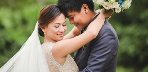 Delson Menchie Wedding