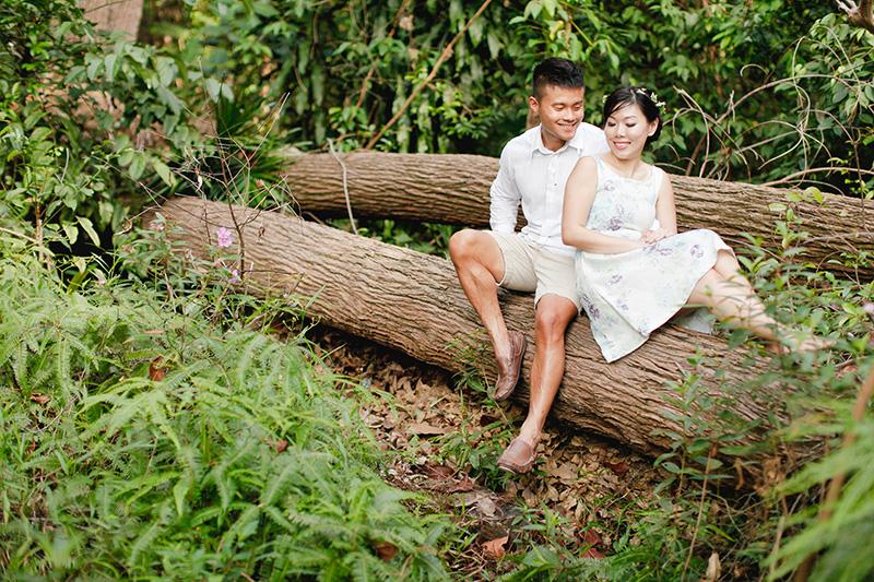 Jori and Allie - NQ Engagement - Singapore -50