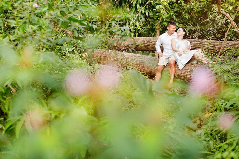 Jori and Allie - NQ Engagement - Singapore -51