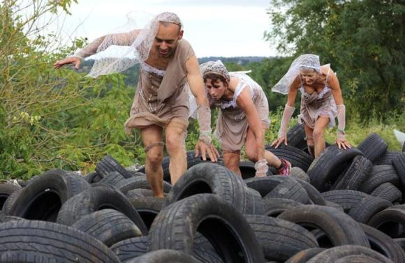 L'Aventurière, la course à obstacle Run ! Saint-Maixent