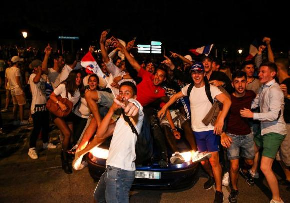JOIE SUPPORTERS EURO 1-2 F-25